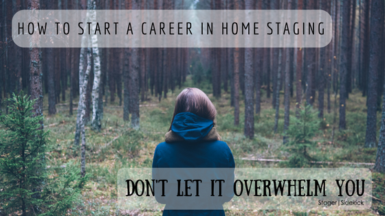 How to Start a Career in Home Staging